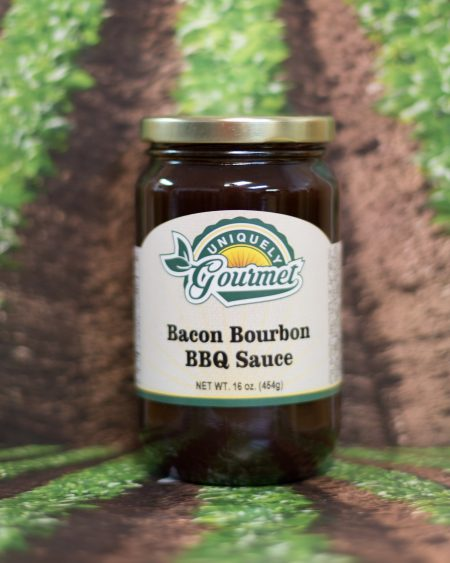 Bourbon-Bacon Barbecue Sauce Recipe — Dishmaps